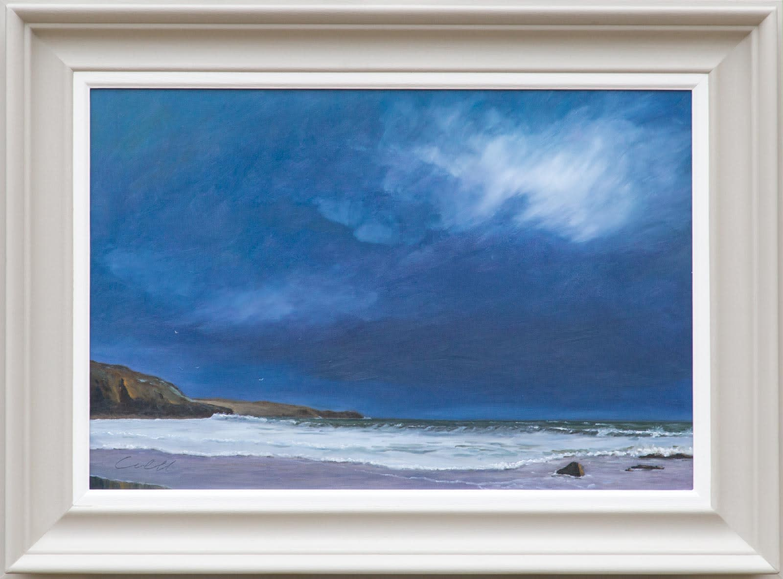 The Storm, Cornwall, Matthew Cordwell
