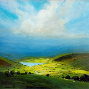 Lake District View Alan Smith