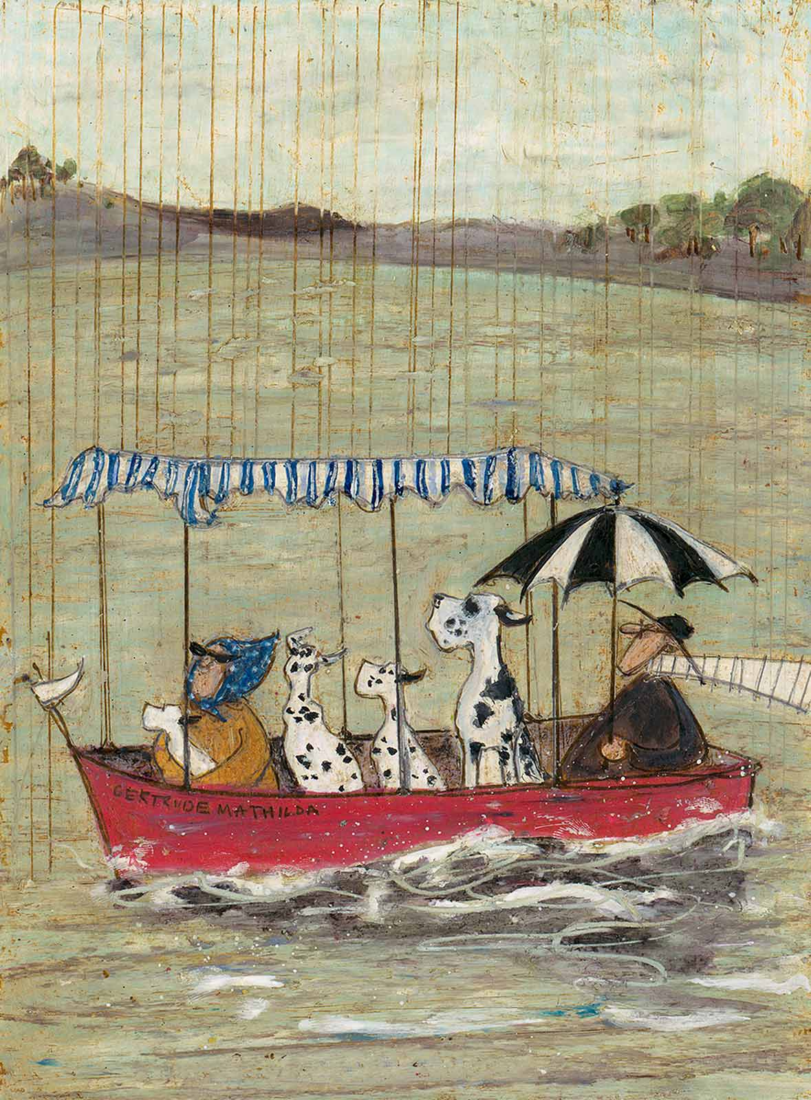 Occasional Showers, Sam Toft