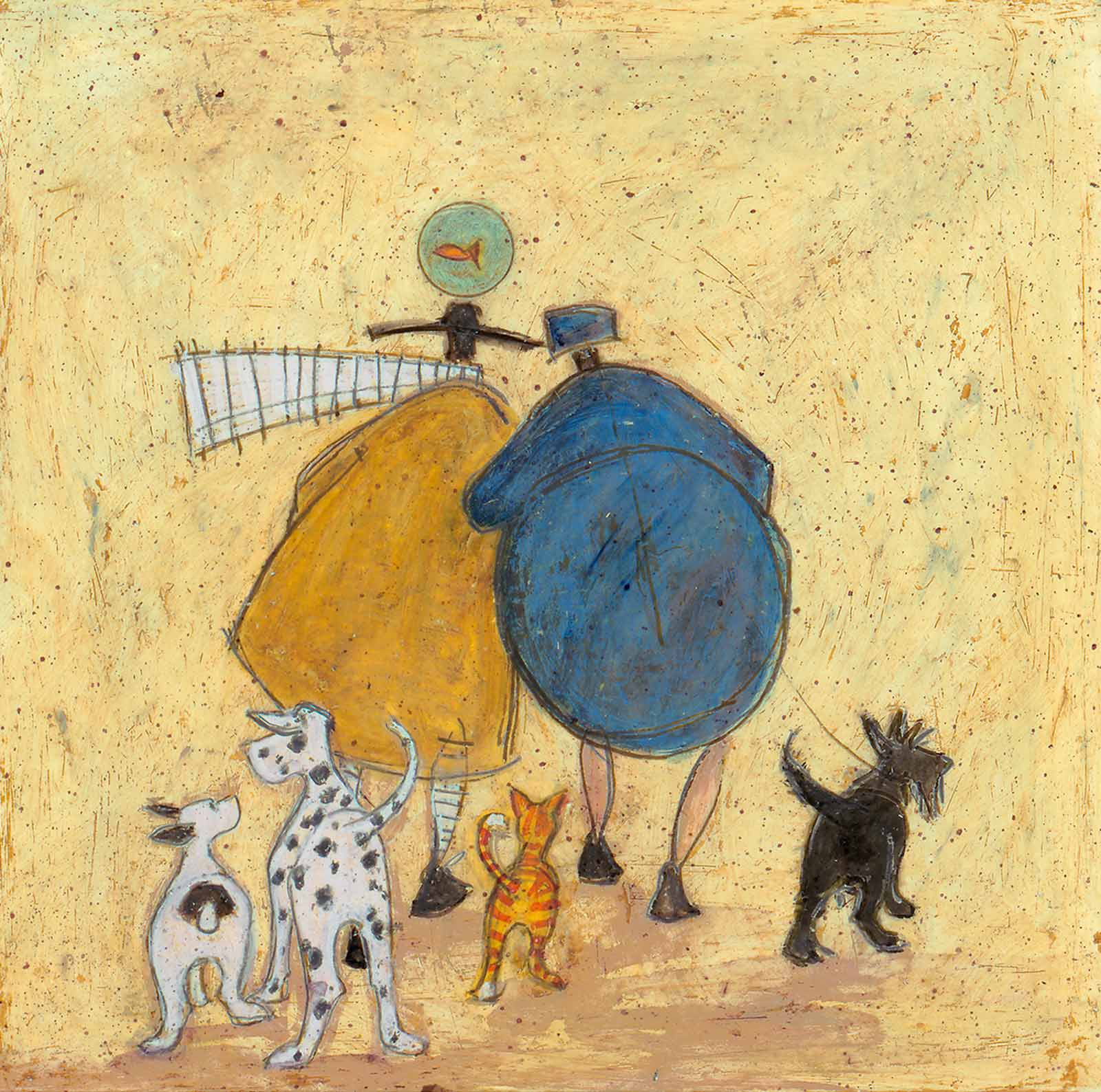 Days Out With Friends, Sam Toft