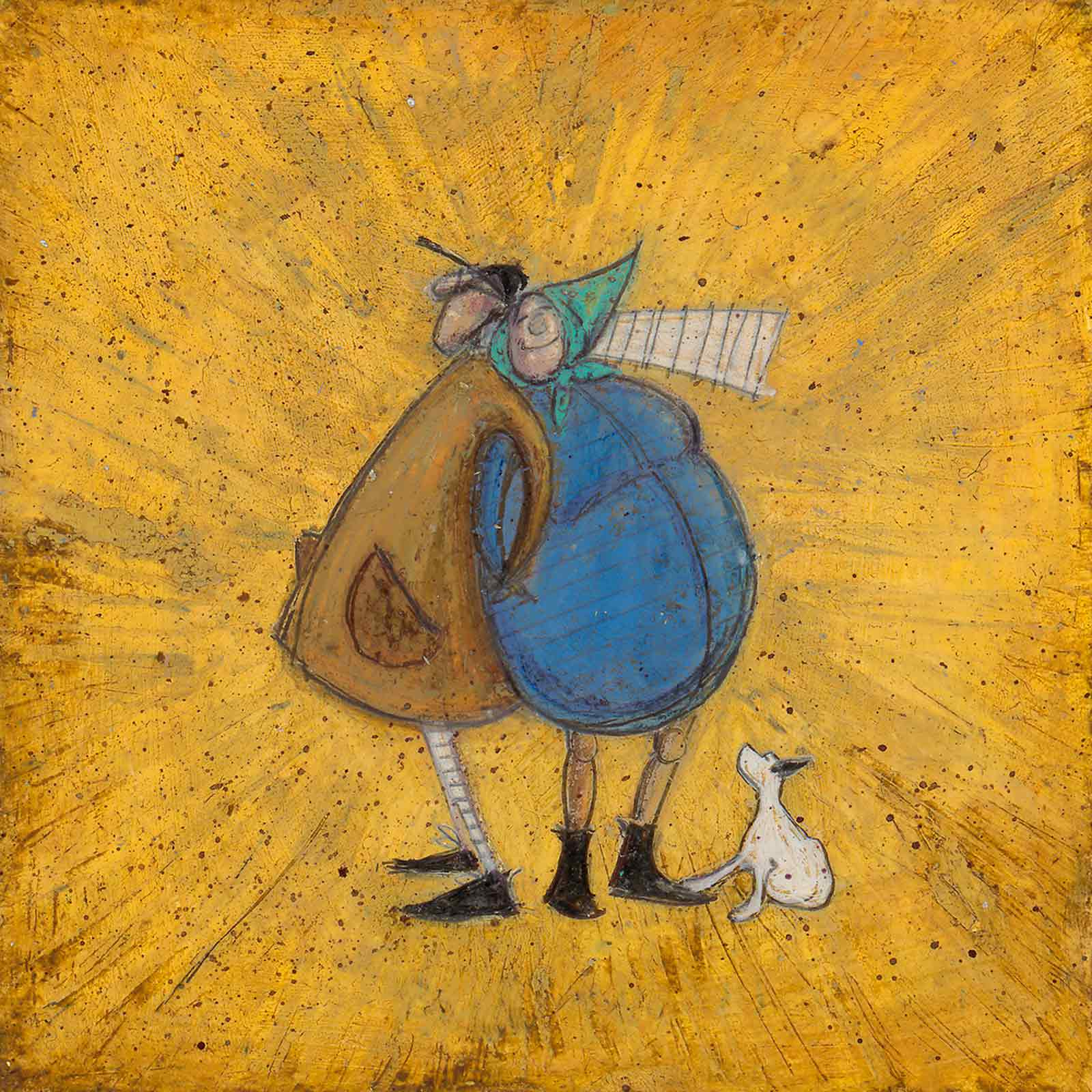 All I Need Is You, And You, Sam Toft