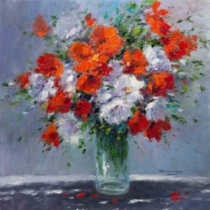 Poppy Bouquet,