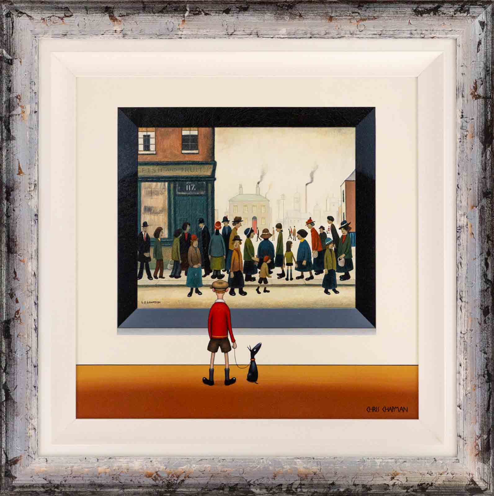 The Shoppers, Chris Chapman