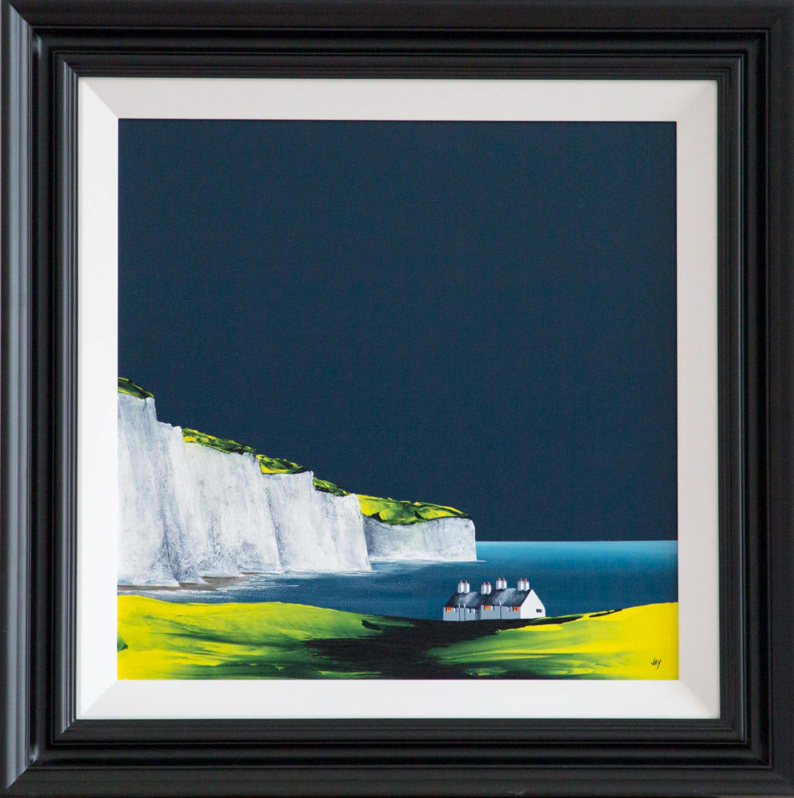 White Cliffs of Dover, Jay Nottingham