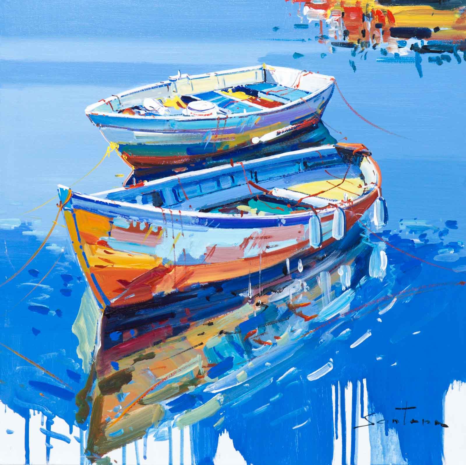 Barcos, Francisco Santana
