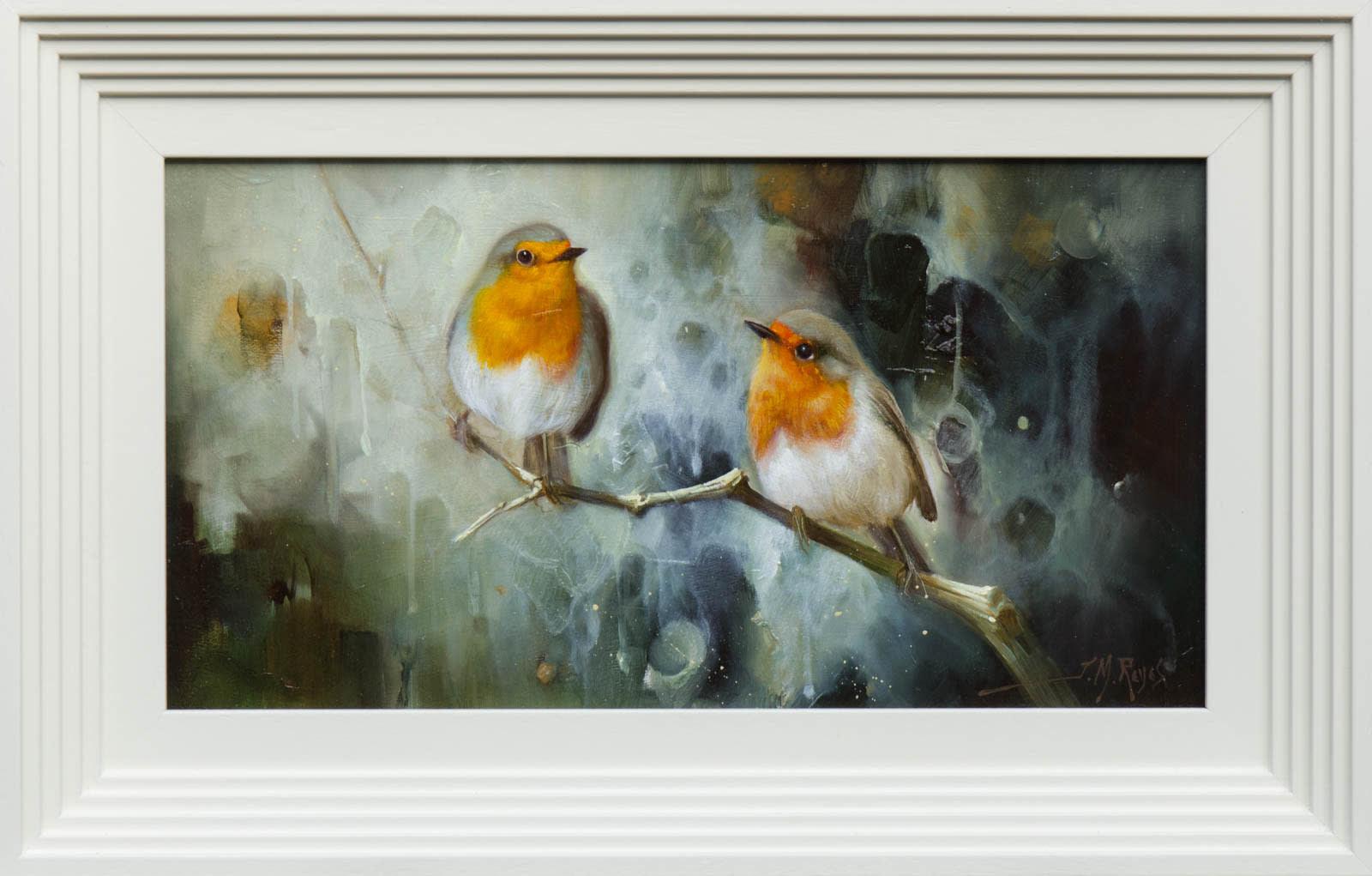 Two Robins
