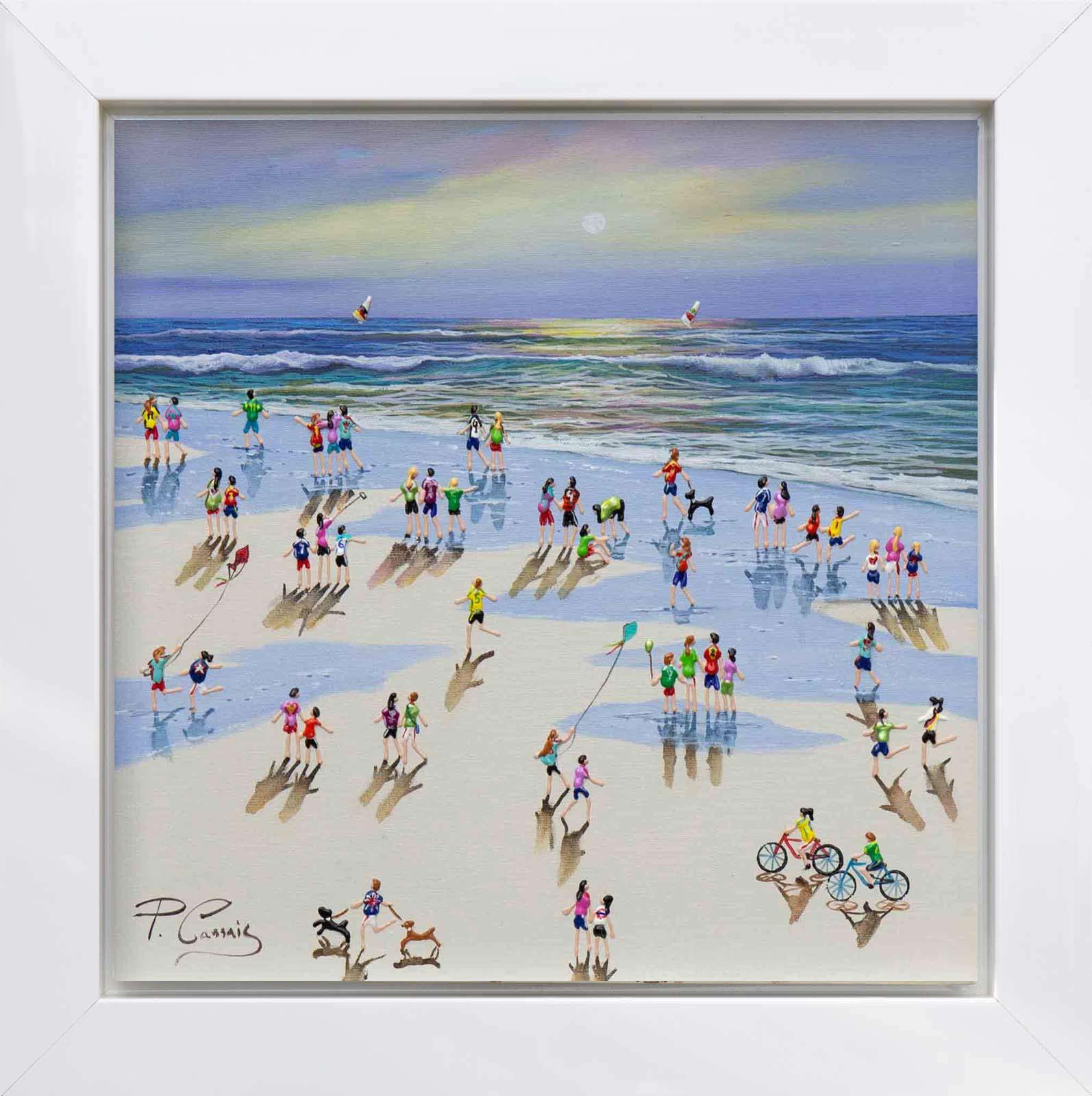 Sand and Surf, Paola Cassais