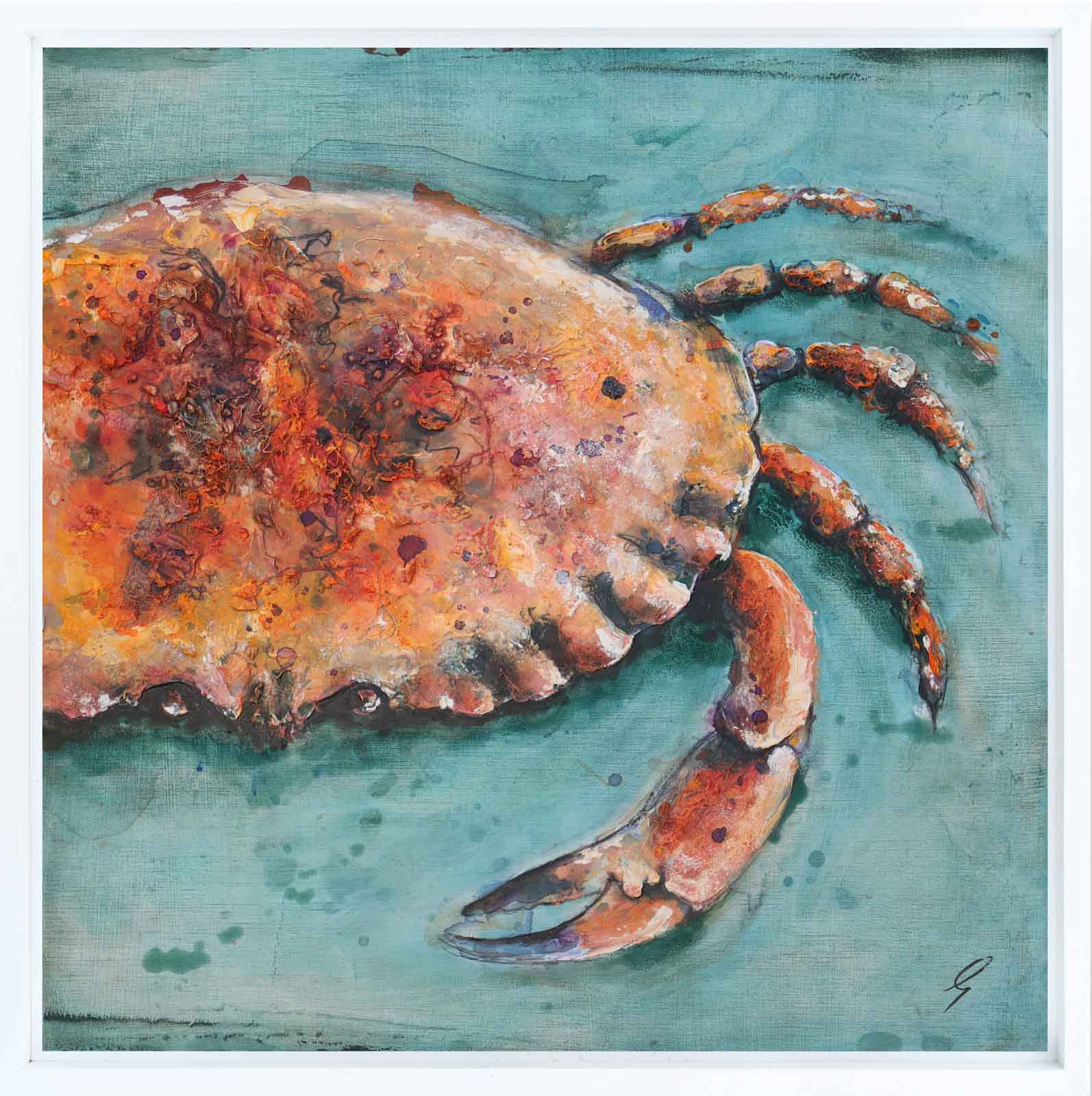 Small Shore Crab, Giles Ward