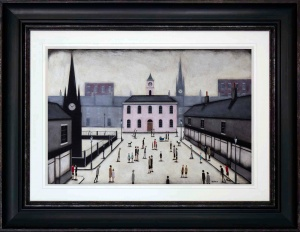 Town Hall Square,