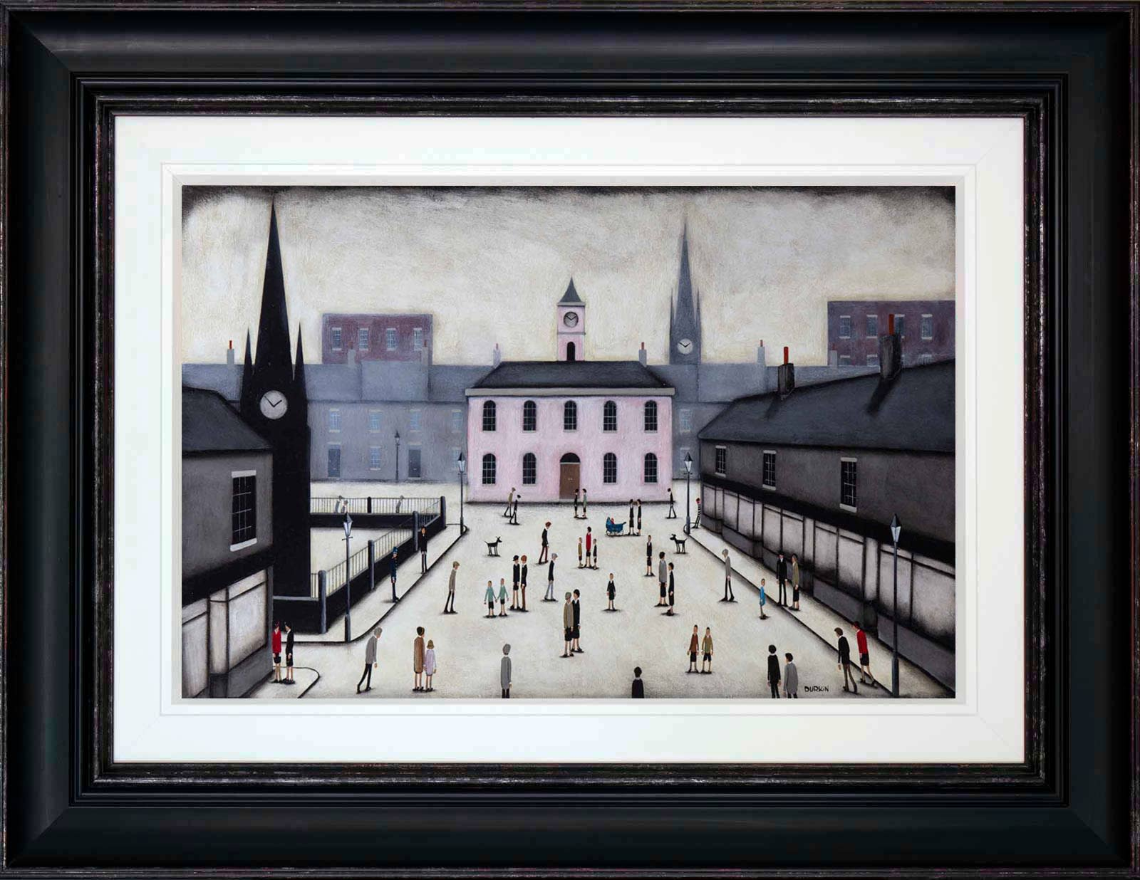 Town Hall Square, Sean Durkin