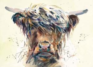 Stroppy Cow,