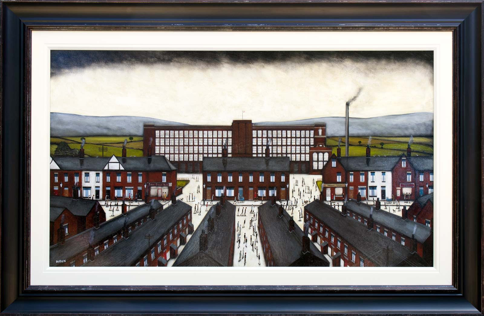 Dove Mill, Sean Durkin