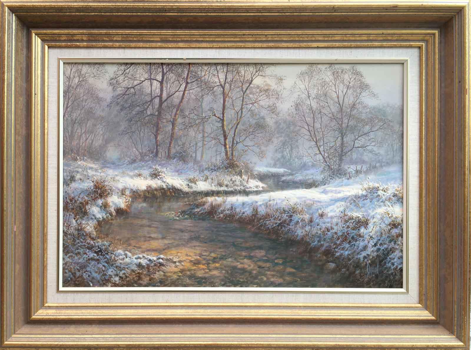 Winter Sunlight, David Dipnall
