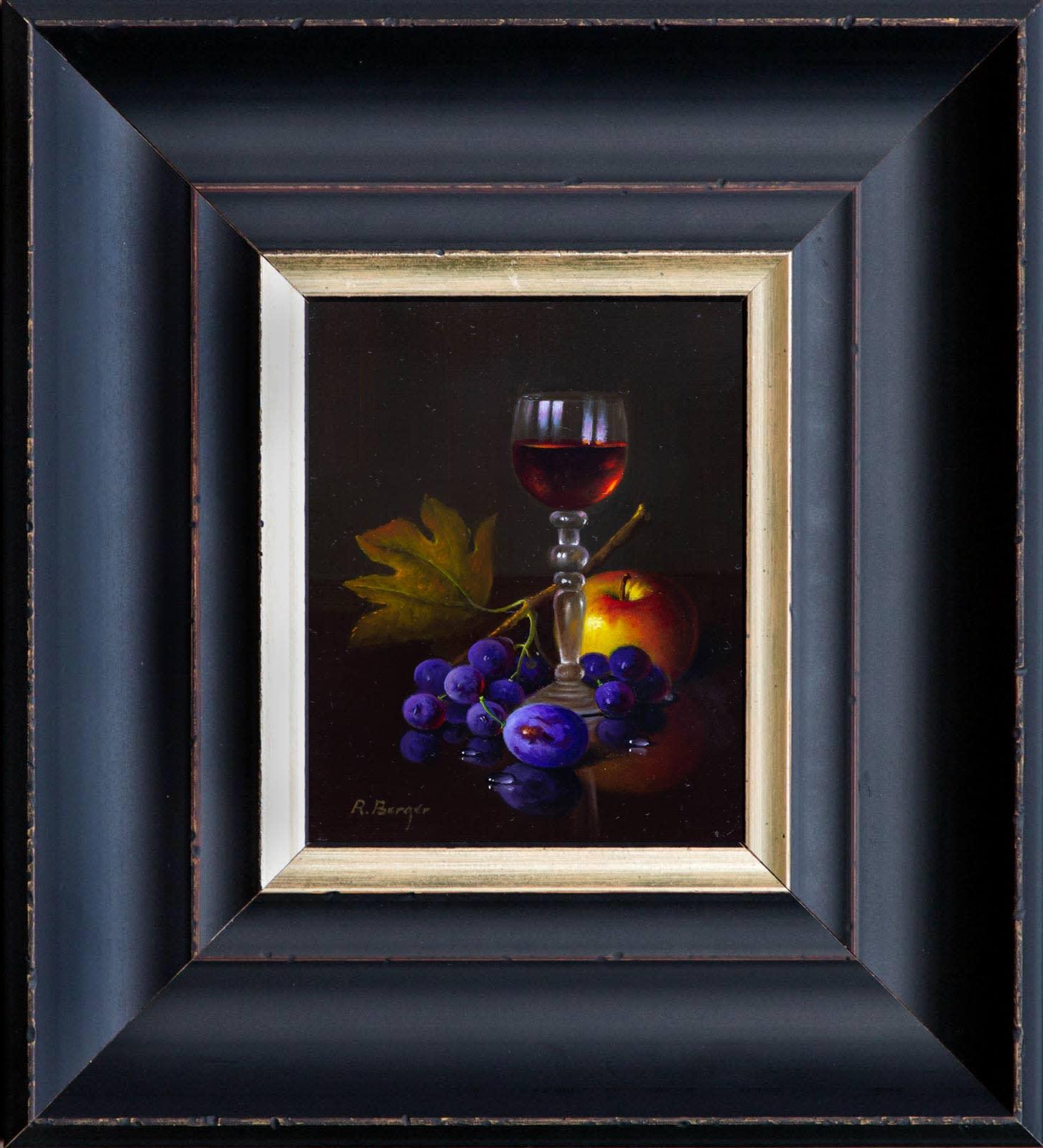 Dessert Wine, Ronald Berger
