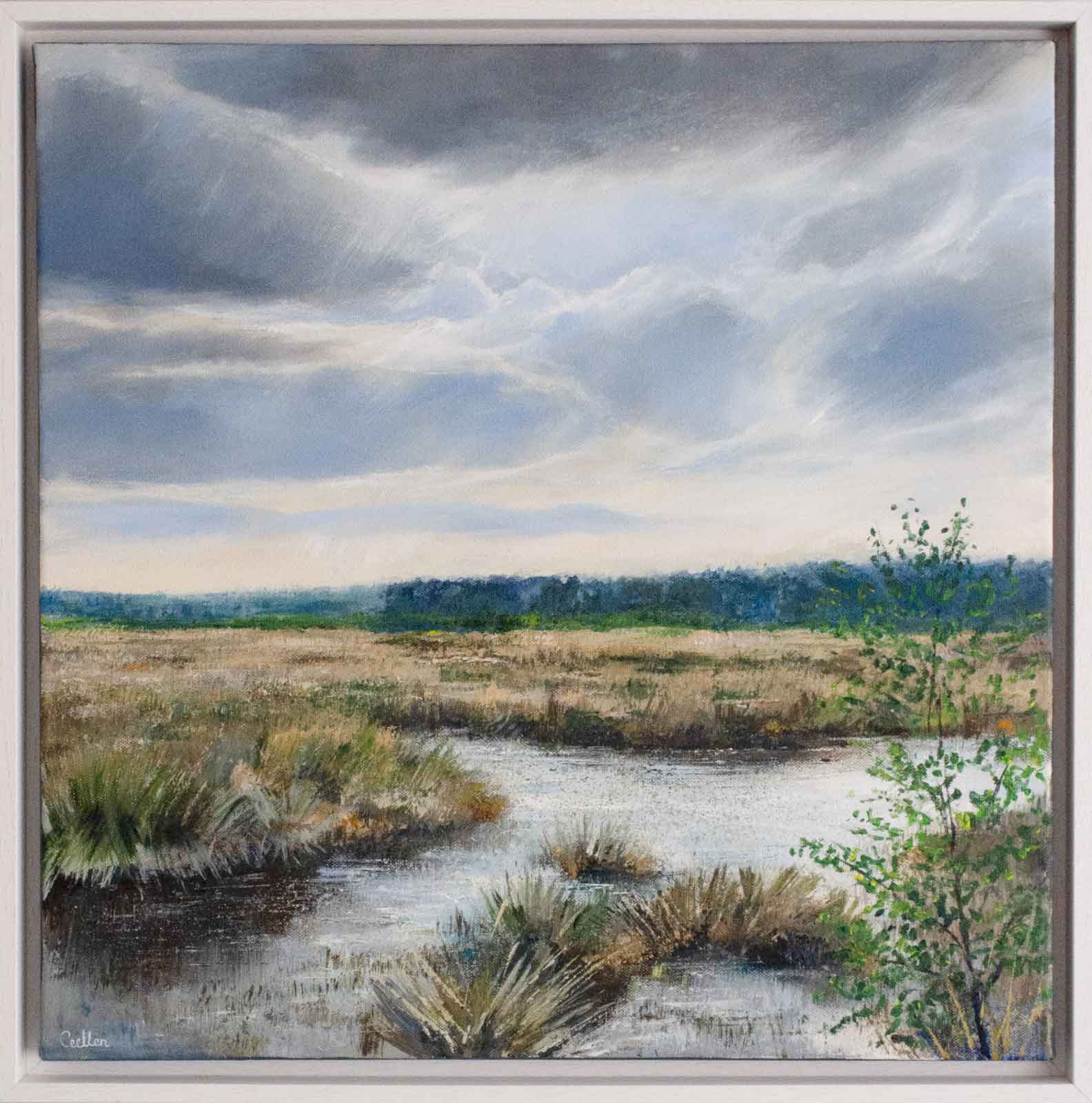 Soft Light, Thursley, Grace Ellen