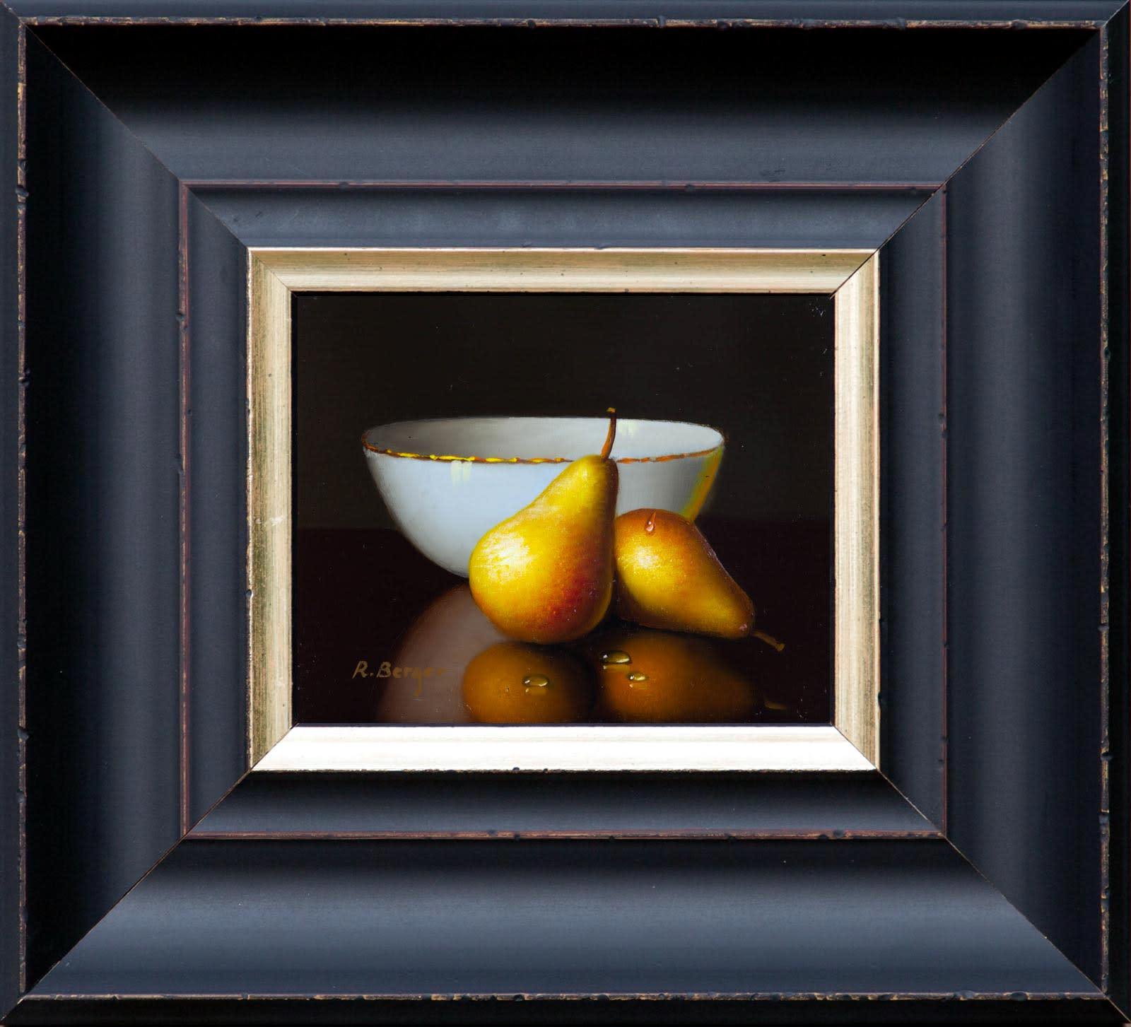 Two Pears, Ronald Berger