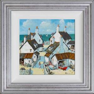 Cornish Fishing Village,