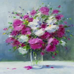 Pink Bouquet,