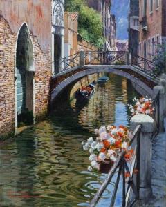 Venice Backwaters,