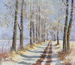 Avenue of Trees,