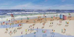 Beach Huts,