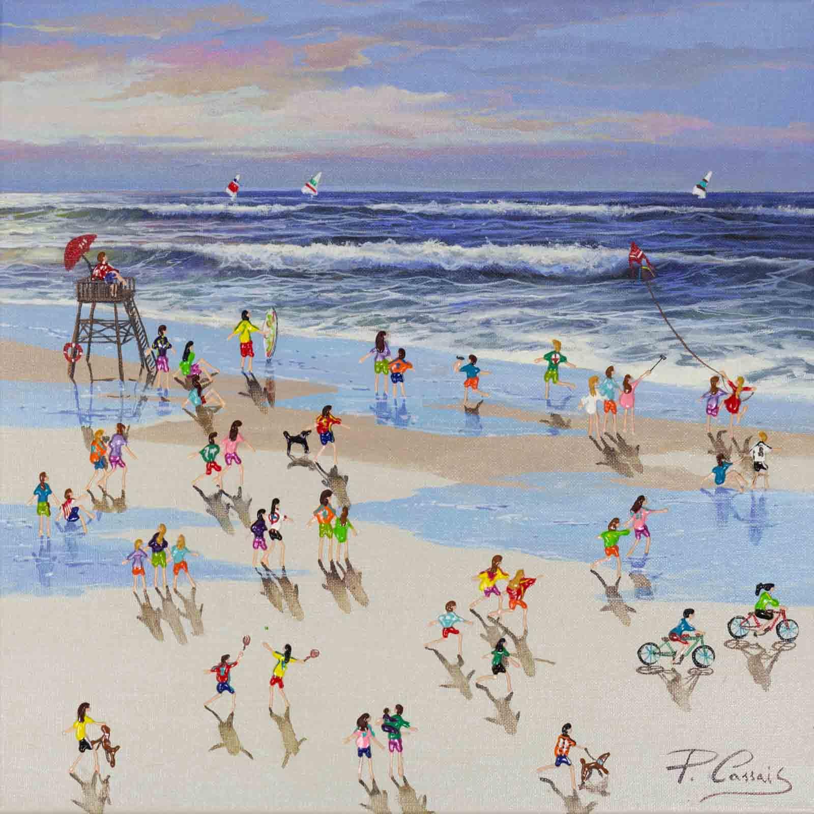 Surf's Up, Paola Cassais