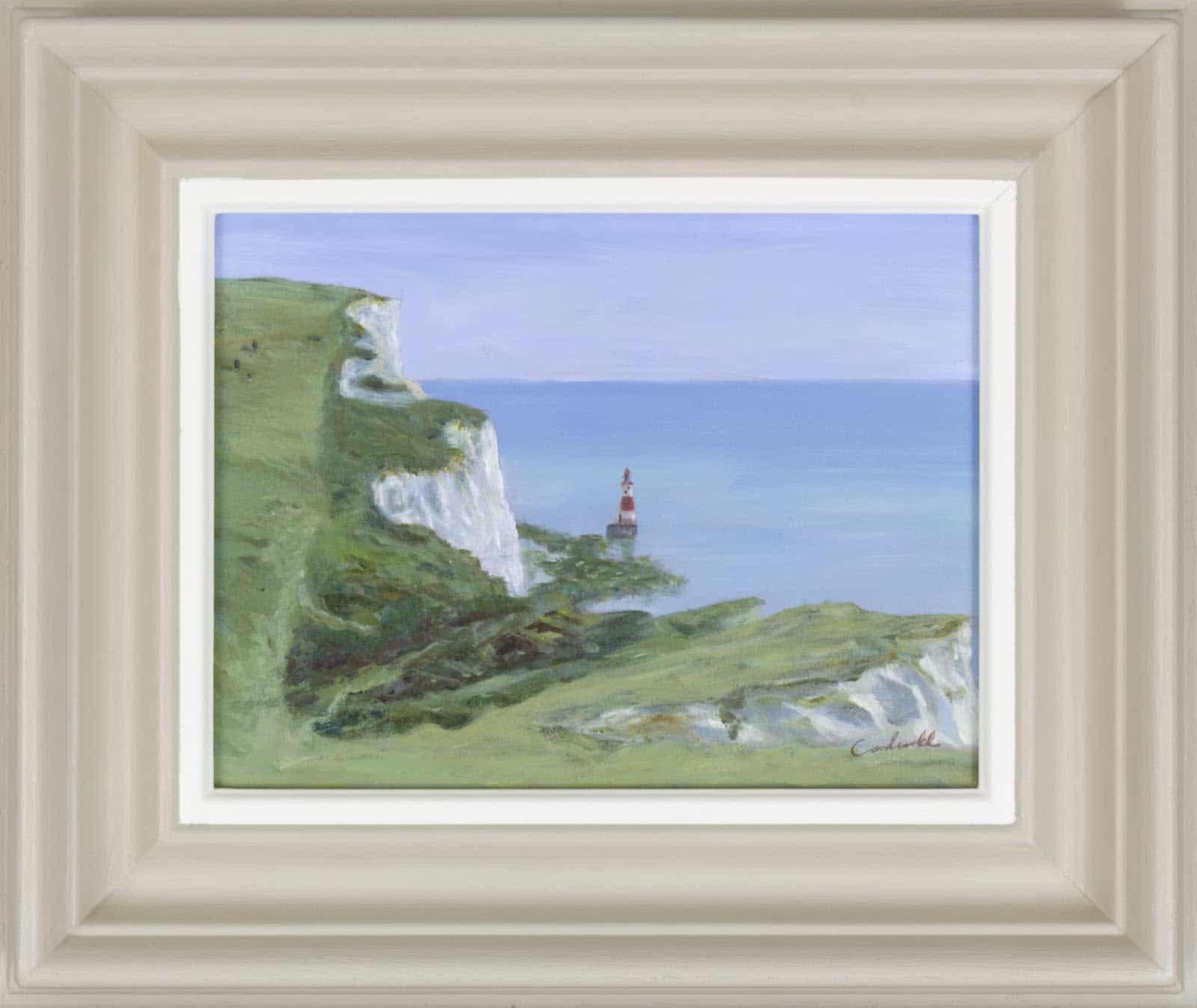 Afternoon At Beachy Head, West Sussex, Matthew Cordwell