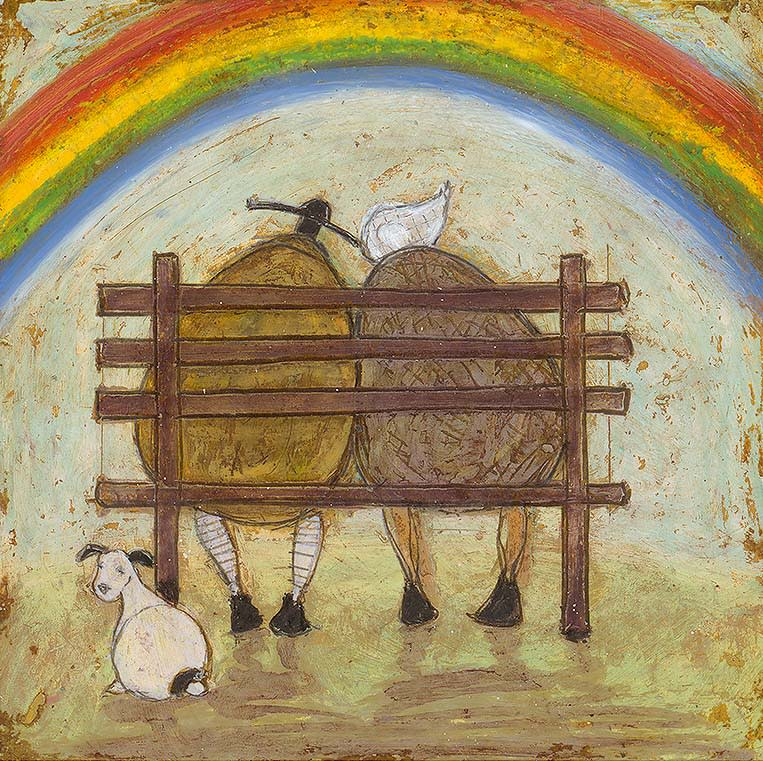 And then the Sun Came Out, Sam Toft
