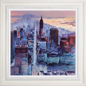 New York City Sunset,