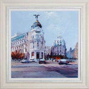The Metropolis, Madrid,