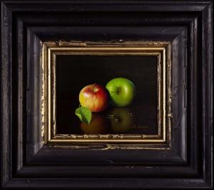 Pair of Apples,