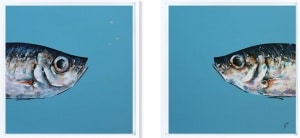 We Are The Same (Diptych),