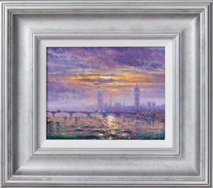 Westminster Sunrise,