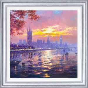 Autumnal Morning, Westminster,