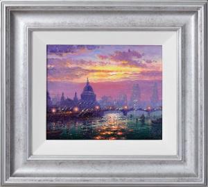 St Pauls Sunrise,
