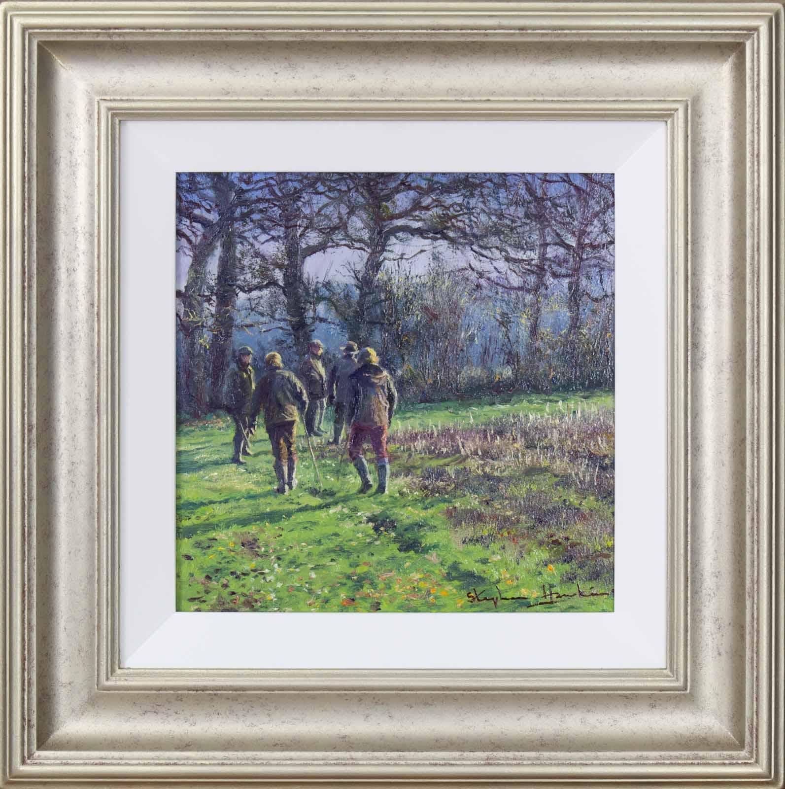 Country Stroll, Stephen Hawkins