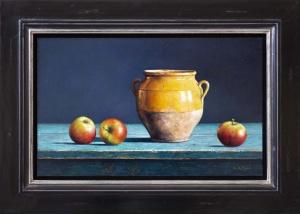 Apples Still Life,