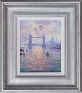Morning Sparkle, Tower Bridge,