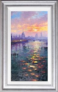 Thames Sparkle, London,
