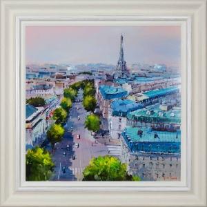 Parisian View,
