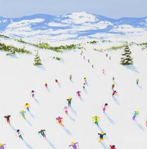 Skiers,