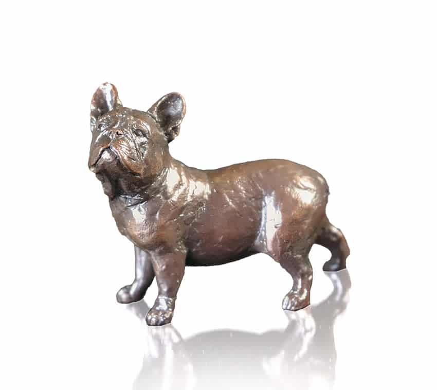 Small French Bull Dog, Michael Simpson