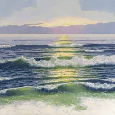 Seascape Paintings & Coastal Art