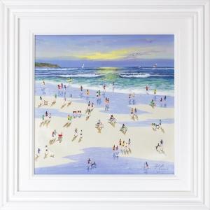 Evening Surf,