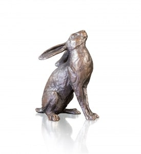Medium Hare Moon Gazing,