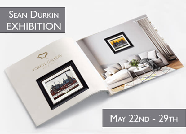 Sean Durkin Exhibition