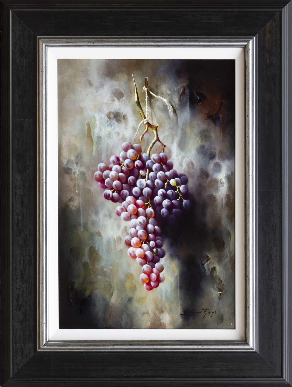 Grapes, Jose Manuel Reyes