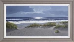 Moonlit Dunes,