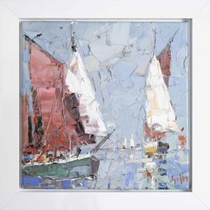 Sailing Study I,