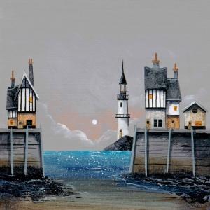 Glittering Sea,